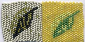 Czech Seed Beads compared to Japanese