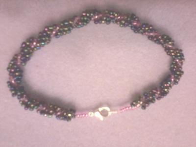 Michaela's Spiral Bracelet