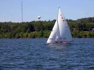 Sailboat Snapshot