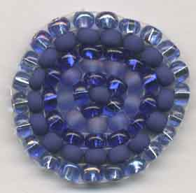 Circular Brick Stitch